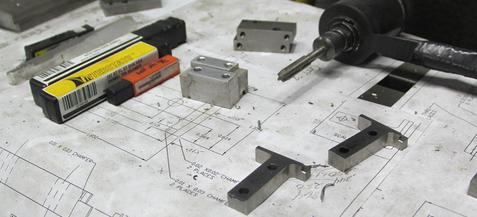 Equipment Fabrication & retooling